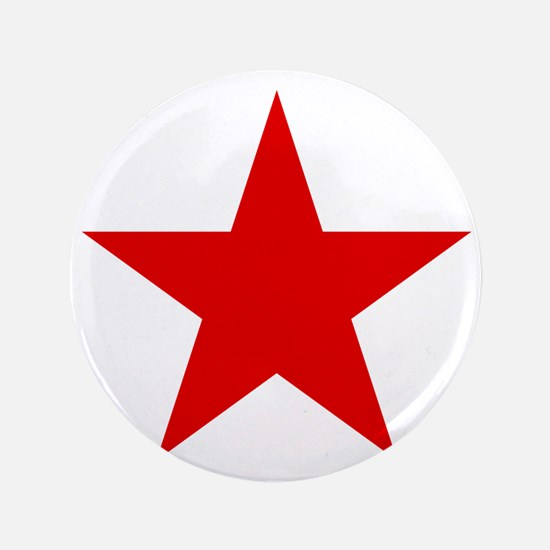 "Red Star 3.5"" Button"