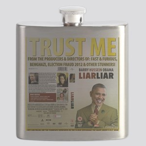 Obama Says Trust Me As Scandals Mount Up Flask
