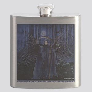 Sebelius Is Obama Care's Grim Reaper Flask