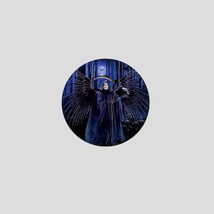 Sebelius Is Obama Care's Grim Reaper Mini Button
