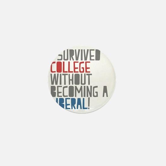 Isurvived Mini Button