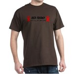 Red Friday until they come home Dark T-Shirt