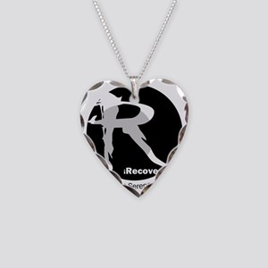 iRecover - Clean. Serene. Pro Necklace Heart Charm