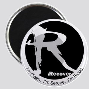 iRecover - Clean. Serene. Proud Magnet