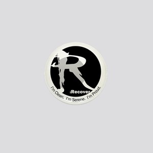 iRecover - Clean. Serene. Proud Mini Button