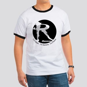 iRecover - Clean. Serene. Proud Ringer T