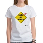 Baby Arm On Board Women's T-Shirt