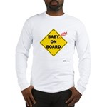Baby Arm On Board Long Sleeve T-Shirt
