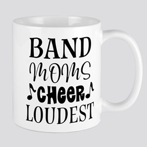 Marching Band Mom Gift Mugs