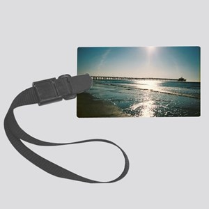 """FISHERS OF MEN"".  Large Luggage Tag"