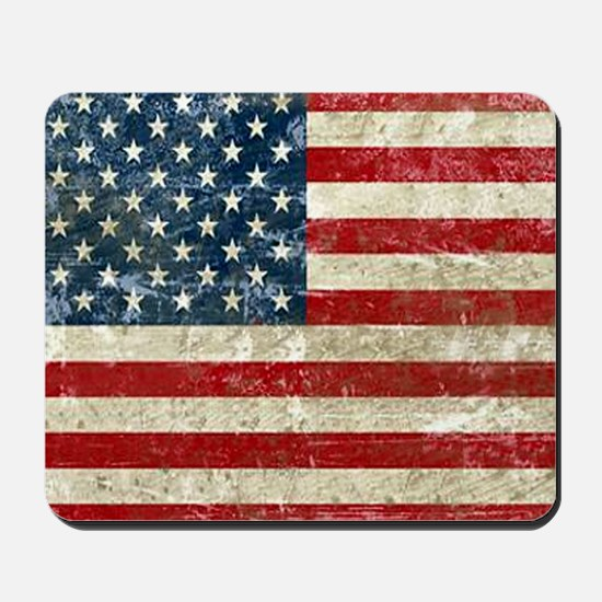 USA Patriotic Mousepad