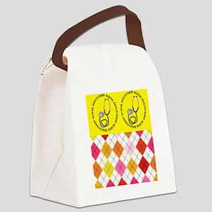 Registered Nurse 5 Canvas Lunch Bag