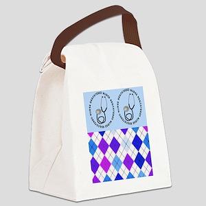 Registered Nurse 6 Canvas Lunch Bag
