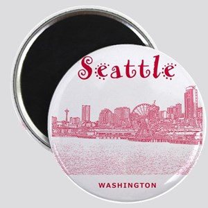 Seattle_10x10_SeattleWatefront_v2 Magnet