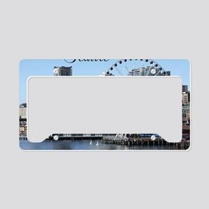 Seattle_9.5x8_Mousepad_Seattl License Plate Holder