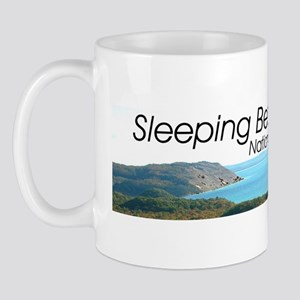 sleepingbearbumper2 Mug
