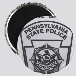 Helping Pennsylvania State Police Magnet