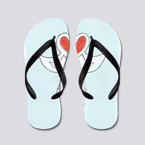 Adoption is Forever Flip Flops