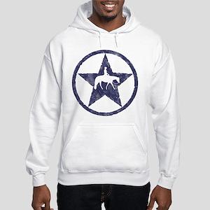 Western pleasure star Hooded Sweatshirt
