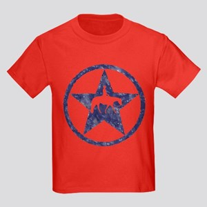 Western pleasure star Kids Dark T-Shirt