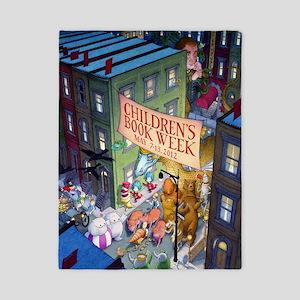 2012 Childrens Book Week Twin Duvet