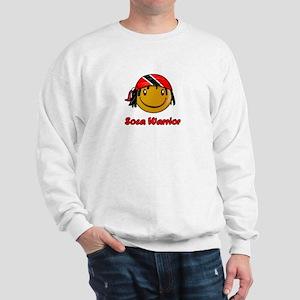 soca warrior Sweatshirt