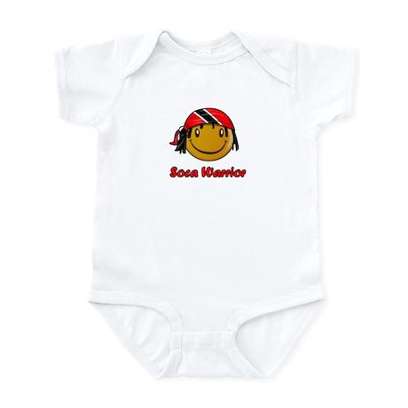 soca warrior Infant Bodysuit