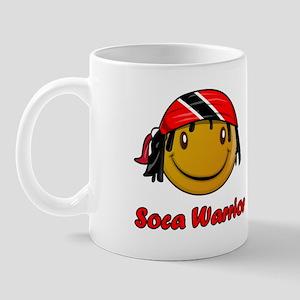 soca warrior Mug