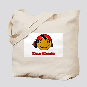 soca warrior Tote Bag