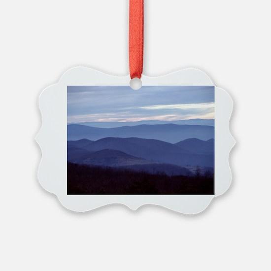 Blue Ridge Ornament