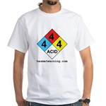 Acid White T-Shirt