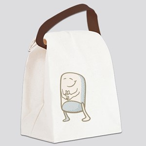 Dont Harsh My Mallow Canvas Lunch Bag