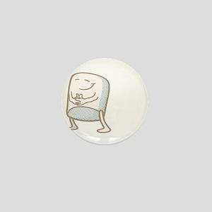 Dont Harsh My Mallow Mini Button