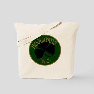 hooligans logo Tote Bag