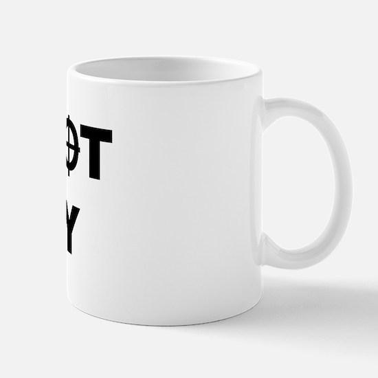 Don't Shoot Mug