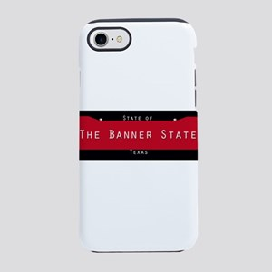 Texas Nickname #3 iPhone 7 Tough Case
