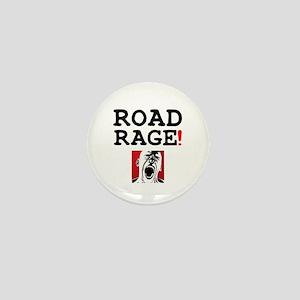 ROAD RAGE! Mini Button