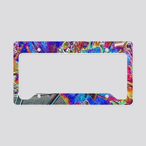 Amaryllis Lilies  License Plate Holder