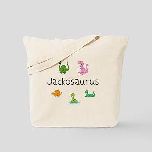 Jacksonosaurus Tote Bag