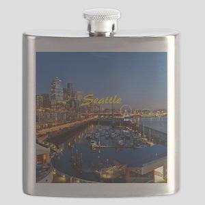 Seattle_8.56x7.91_GelMousepad_SeattleWaterfr Flask