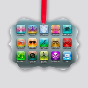 My Dream Apps Picture Ornament