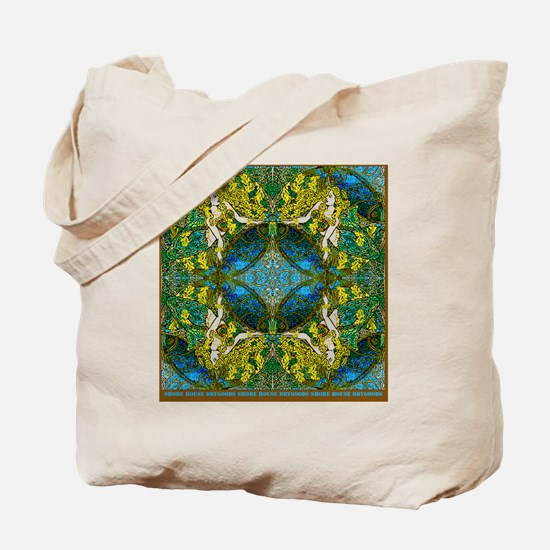 Mermaid Wisdom Tote Bag