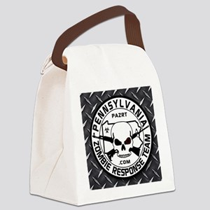 pazrt hitch plug Canvas Lunch Bag