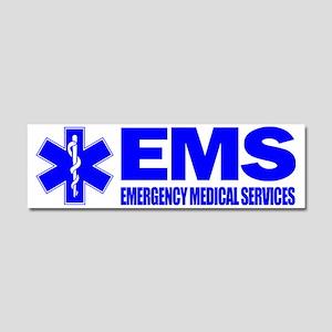 EMS Car Magnet 10 x 3