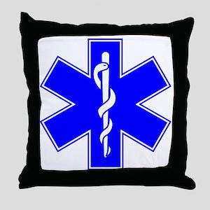 EMS Throw Pillow