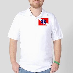 ERT Team Diver Golf Shirt