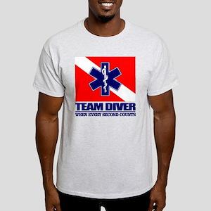 ERT Team Diver Light T-Shirt