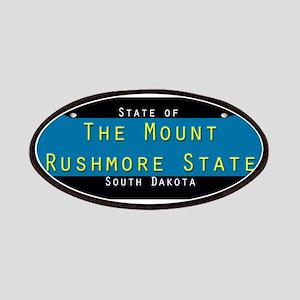 South Dakota Nickname #1 Patch