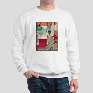 Japanese illustration  Sweatshirt