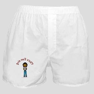 Gerard Butler Fan Boxer Shorts